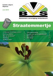 Juni 2012 - BVS Eindhoven