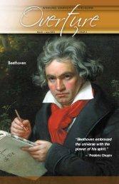 Beethoven - Winnipeg Symphony Orchestra