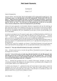 Hoofdstuk 3 - Bijbel
