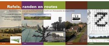 Download de flyer (PDF, 1MB) - Atelier Overijssel