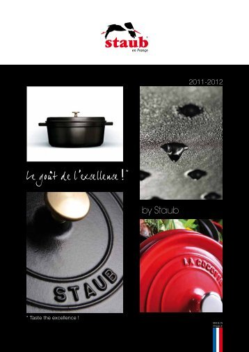 Catalogo Staub 2011-2012 (5.33 MB) - Pratmarmilano.it