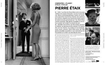 Pierre Étaix Pierre Étaix - La France en Belgique
