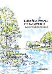 GUDENÅENS PASSAGE VED TANGEVÆRKET - Naturstyrelsen