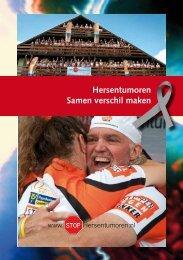 Hersentumoren Samen verschil maken - DTP-hulp.nl