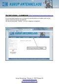 Vejledning til Telefoni - Korup Antennelaug - Page 3