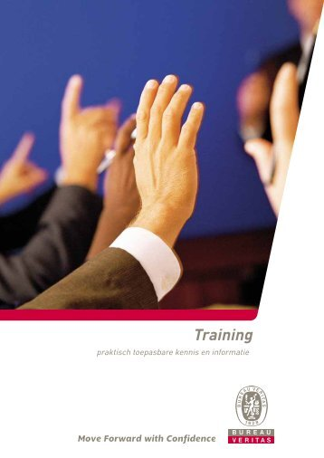 Certification > Training - Bureau Veritas