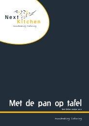Met de pan op tafel - Next Kitchen