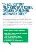 Hoe Help ik mijn kind nee zeggen tegen roken ... - Trimbos-instituut - Page 4