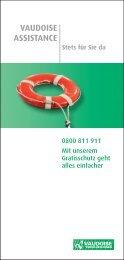 Assistance - Remo Aeschlimann