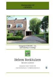 Download brochure(2,84 MB) - Heleen Beekhuizen Makelaardij
