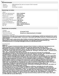 Bevaring av skipsindustriarkiv frå Saltdal - Norsk kulturråd