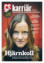 Forskaren Katarina Gospic visar att känslor styr ... - Mitt IDG - IDG.se