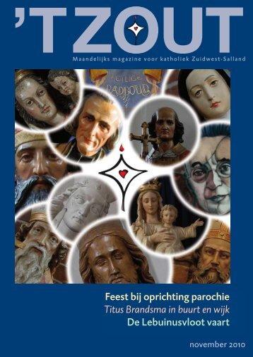 t Zout november 2010.pdf - Heilige Lebuinus