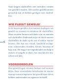 BESCHERMING TEGEN GEWELD - Huiselijk Geweld - Page 6