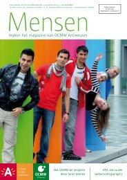 Editie september (PDF) - ocmw antwerpen - Stad Antwerpen