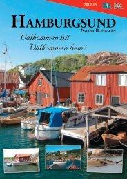 Tryck här för att hämta Hamburgsunds Broschyren 2012 i PDF Format
