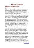 Deltagernes Rejsebeskrivelser - Ridetrek i Andalusien - Page 2