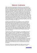 Deltagernes Rejsebeskrivelser - Ridetrek i Andalusien - Page 3