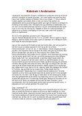 Deltagernes Rejsebeskrivelser - Ridetrek i Andalusien - Page 4