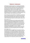 Deltagernes Rejsebeskrivelser - Ridetrek i Andalusien - Page 6