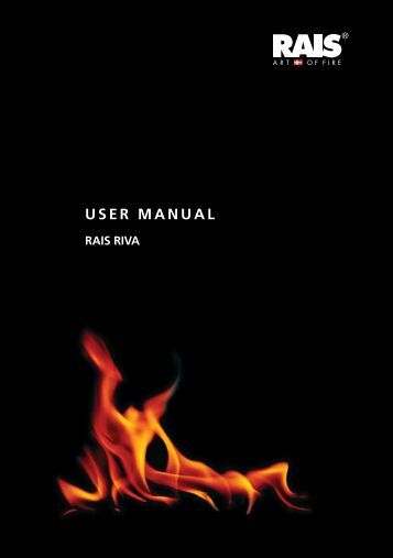 USER MANUAL - Rais