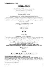 de grå sider 3-12 - september - Dansk Tiroler Grauvieh