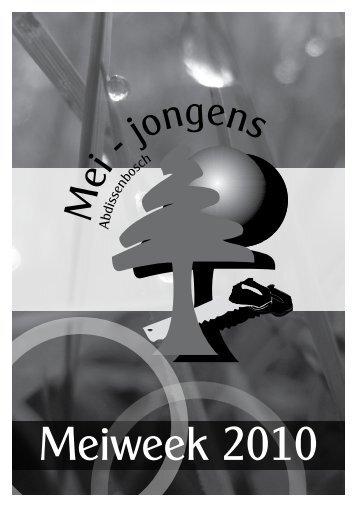 ACTIE! - Mei-Jongens Abdissenbosch