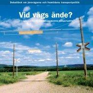 Vid vägs ände? - Karin Svensson Smith