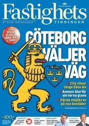Nr 7, 2009 - Fastighetstidningen