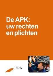 De APK: uw rechten en plichten - Autoservice van der Baan