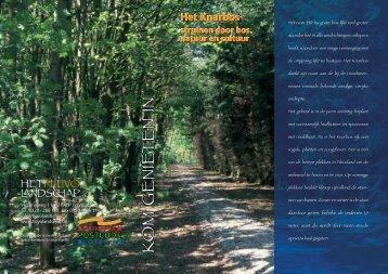 Wandelroute - Het Flevo-landschap