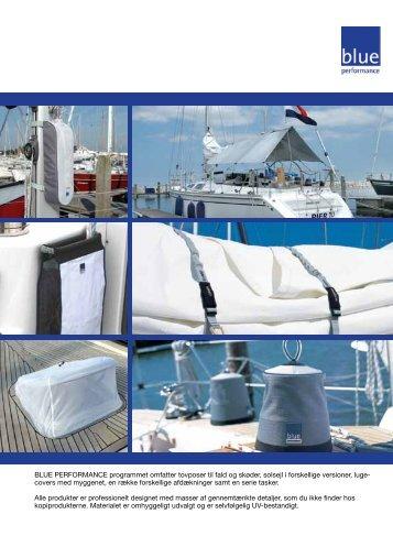 Blue Performance katalog/prisliste 2013 - Columbus Marine