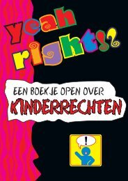 folder - De Rechten van het Kind