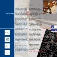 newsletter 8 winter 2007 - VHV Hotels