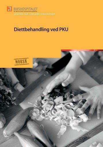 Last ned norsk støttetekst om PKU (20 sider, pdf). - Senter for ...
