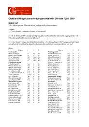 Se vad EU-politikerna tycker: Ladda hem enkätsvaren som PDF