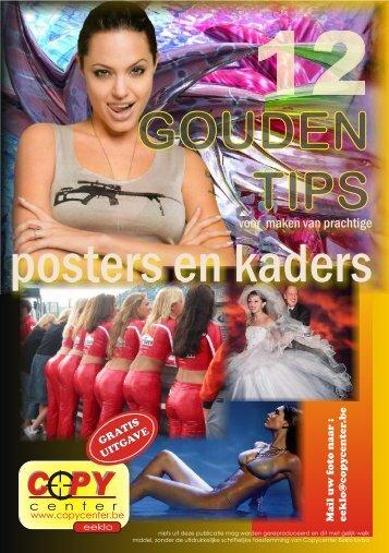 posters en kaders - Copycenter Eeklo
