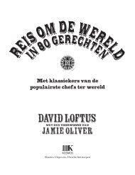 in 80 gerechten - Standaard Boekhandel
