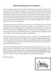 31545 JRK middenkatern - Sint-Jozef Ternat