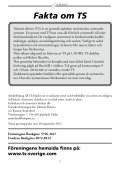 Nr 2 • 2012 • Årgång 20 - TSC Sverige - Page 2