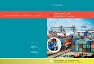 Arbeidsrisico's bij de behandeling van containers - EWS