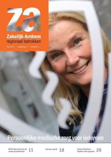 Persoonlijke medische zorg voor iedereen - Zakelijk Arnhem