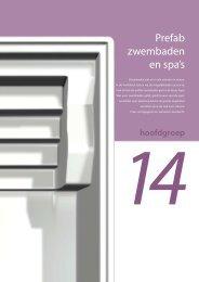 Prefab zwembaden en spa's - zwembadman.nl