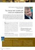 Kweekt uw bedrijf voldoende talent? - Het VBO - De stem van de ... - Page 6
