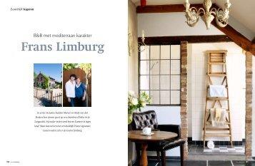 Frans Limburg - Gasterie Lieve Hemel