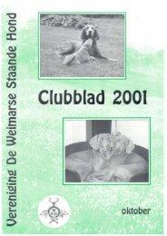 Editie 4 - De Weimarse Staande Hond