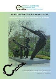 geschiedenis van de nederlandse slavernij - Stichting Herdenking ...