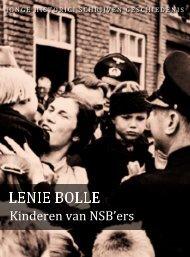 Lenie Bolle (pdf) - Jonge Historici Schrijven Geschiedenis