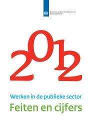 Feiten en Cijfers, Werken in de publieke sector - Kennisbank ...