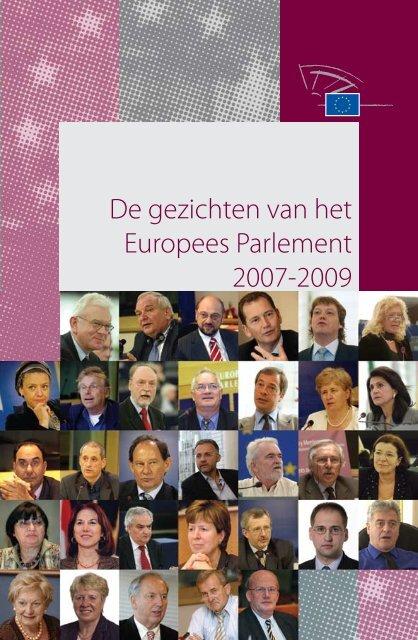 De gezichten van het Europees Parlement 2007 ... - Europa morgen